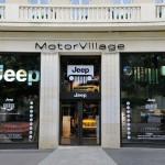 Jeep abre la exclusiva exposición Jeep Adventure en el MotorVillage de los Campos Elíseos de París