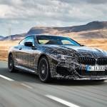 El nuevo BMW Serie 8 Coupé: máximo dinamismo en su camino hacia la producción en serie