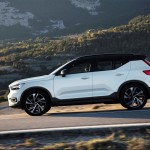 VOLVO CARS AMPLIARÀ LA PRODUCCIÓ A causa de la EXTRAORDINÀRIA DEMANDA DE L'XC40