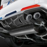 ACCESSORIS M PERFORMANCE PER AL NOU BMW M2 COMPETITION