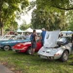 """18° encuentro clásico """"Opelvillen"""" en Rüsselsheim: una tradición rica y colorida"""