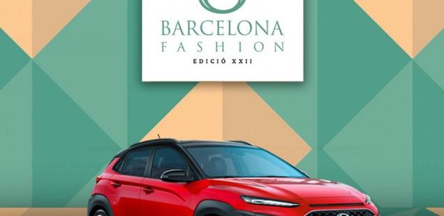 Hyundai patrocinador oficial de la 080 Barcelona Fashion