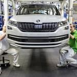 UN NOU FITA A LA CAMPANYA SUV DE ŠKODA: FABRICAT EL KODIAQ NOMBRE 250.000