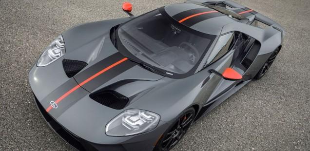 El nuevo Ford GT Carbon Series 2019 asaltará los circuitos y el trayecto a casa