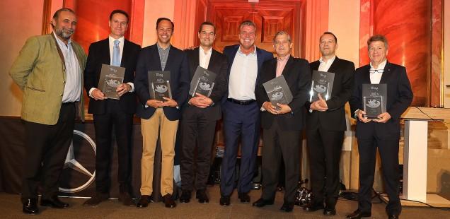 Mercedes-Benz concede el Premio Sensia a la Excelencia en Gestión Sostenible