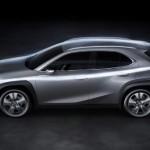 Innovaciones aerodinámicas pioneras aportan un mayor dinamismo al nuevo Lexus UX 250h