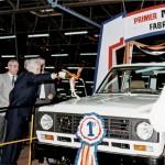 Nissan Patrol, el primer vehículo de Nissan fabricado en Europa