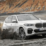 NOU BMW X5, robust i contundent