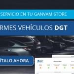 GANVAM INCORPORA EL SERVEI D'ENVIAMENT IMMEDIAT DE L'INFORME DE VEHICLE DE LA DGT