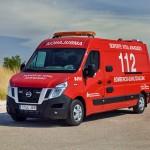 Nissan lanza una nueva gama de vehículos para la atención sanitaria