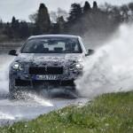 EL NOU BMW SÈRIE 1: ÚLTIMA FASE DE PROVES en Miramas