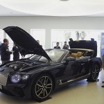 EL NOU BENTLEY CONTINENTAL GT CONVERTIBLE ARRIBA A CATALUNYA