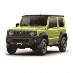 LES CLAUS DEL DISSENY DEL SUZUKI JIMNY, FINALISTA DEL 'WORLD CAR DESIGN OF THE YEAR'