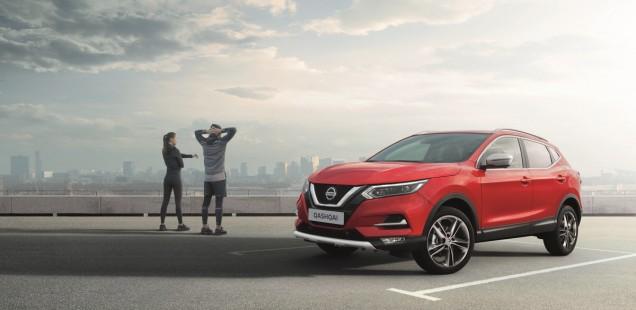 El crossover más vendido, ahora con un diseño deportivo exclusivo: Nissan Qashqai N-Motion