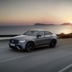 Mercedes-AMG GLC 63 S 4MATIC+ Coupé (2019);Kraftstoffverbrauch kombiniert: 12,3 l/100 km; CO2-Emissionen kombiniert: 280 g/km*  Mercedes-AMG GLC 63 S 4MATIC+ Coupé (2019);Fuel consumption combined: 12.3 l/100 km; Combined CO2 emissions: 280 g/km*