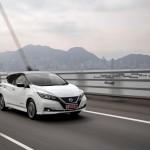 Nissan consolida su crecimiento en movilidad eléctrica en el primer trimestre del año en Madrid