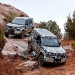 El nuevo Land Rover Defender realiza 1,2 millones de km de pruebas
