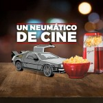 Kumho pone en marcha  su iniciativa 'Un neumático de cine'