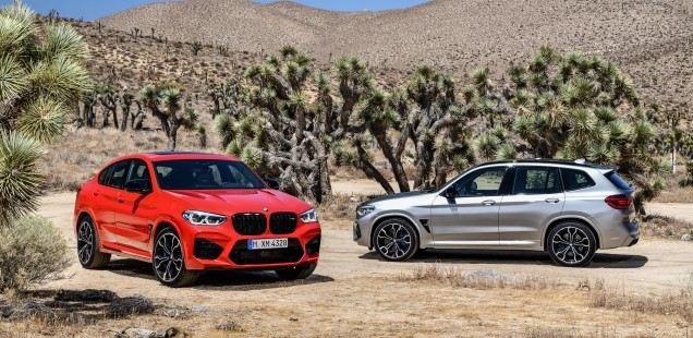 PREUS NOUS BMW X3 M, BMW X3 M COMPETITION, BMW X4 M I BMW X4 M COMPETITION