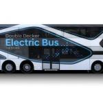 Hyundai Motor presenta un autobús eléctrico de dos pisos