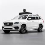 VOLVO CARS I Uber PRESENTEN UN VEHICLE DE PRODUCCIÓ PUNT PER A LA CONDUCCIÓ AUTÒNOMA