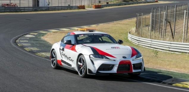 Nuevo Toyota GR Supra Safety Car
