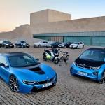 A ESPANYA circulen JA MÉS DE 7.000 HÍBRIDS ENDOLLABLES I ELÈCTRICS DE BMW GROUP