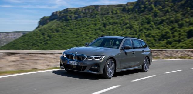 El nuevo BMW Serie 3 Touring