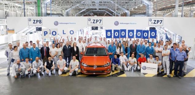 VW NAVARRA CONTRACTARÀ 200 EMPLEATS PER PRODUIR QUATRE DIES MÉS