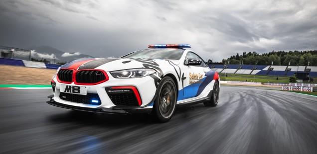 EL NOU BMW M8 MOTOGP SAFETY CAR