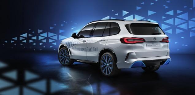 EL BMW I HYDROGEN NEXT AL SALÓ DE L'AUTOMÒBIL IAA 2019 DE FRANKFURT