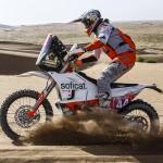 Laia Sanz ensayará el Dakar 2020 en el Rally de Marruecos