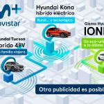 MOVISTAR + FA UN PAS MÉS COSTAT DE HYUNDAI AL SEU PIONER PROJECTE D'INNOVACIÓ PUBLICITÀRIA