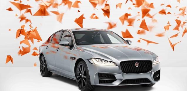 Jaguar y el fotógrafo Rankin colaboran en la creación de unas impresionantes obras de arte