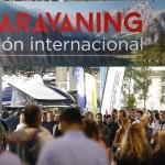 Els fans del turisme a l'aire lliure omplen el Saló Internacional del Caravaning