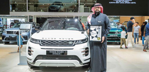 El nuevo Evoque obtiene el premio al mejor SUV