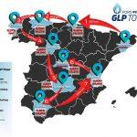 EL FORD FIESTA GLP TOUR RECORRE 3.823 KM EN 34 HORES AMB 231 € de combustible AUTOGAS