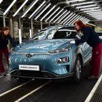 Hyundai Motor triplica la capacidad de producción del Kona Eléctrico en Europa para reducir el tiempo de espera de los clientes