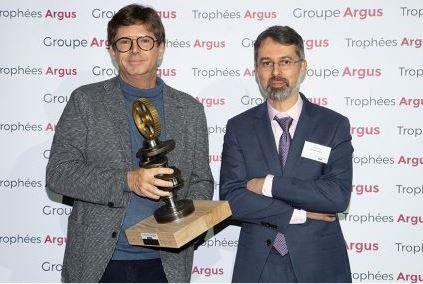 EL FIAT CONCEPT CENTOVENTI HA REBUT EL PREMI ESPECIAL DEL JURAT DELS «Trophées ARGUS 2020»