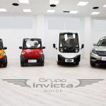 EL GRUP INVICTA MOTOR S'IMPLANTA A ESPANYA AMB TRES MARQUES: INVICTA MOTOR, DFSK I BAIC