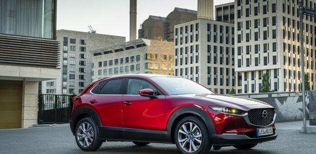 Mazda és la marca que més va créixer en 2019