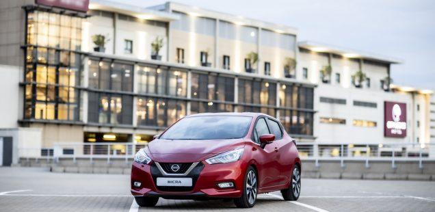 El Nissan Micra batió su récord histórico de cuota en el segmento particular en 2019