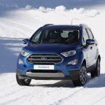 'FORD SNOW DRIVING' ET POSA A PROVA SOBRE LA NEU I A EL VOLANT A 2.000 METRES D'ALTURA