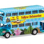 "THE BEATLES - LONDON BUS - ""YELLOW SUBMARINE"""