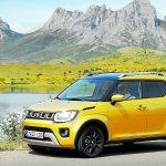 Suzuki Ignis, el SUV híbrido más accesible