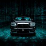 NOVA COL·LECCIÓ D'AUTOMÒBILS Kryptos DE Rolls-Royce