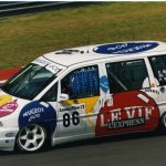 PEUGEOT 806, L'MONOVOLUM que va competir AL CIRCUIT de Spa-Francorchamps