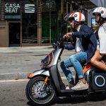 SEAT Mó DESPLEGA SEU SERVEI DE MOTOSHARING A BARCELONA