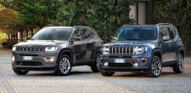 RENEGADE I COMPASS 4XE, JEEP PEL híbrid endollable