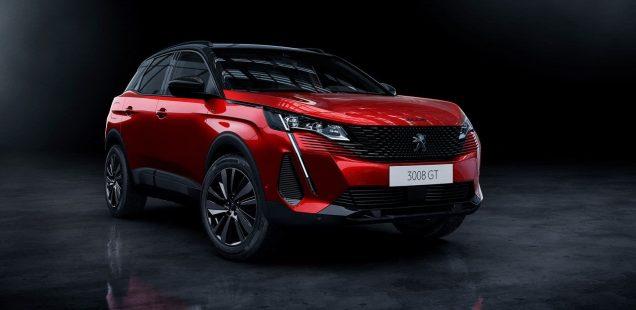 Nuevo Peugeot 3008  el líder de los  SUV compactos